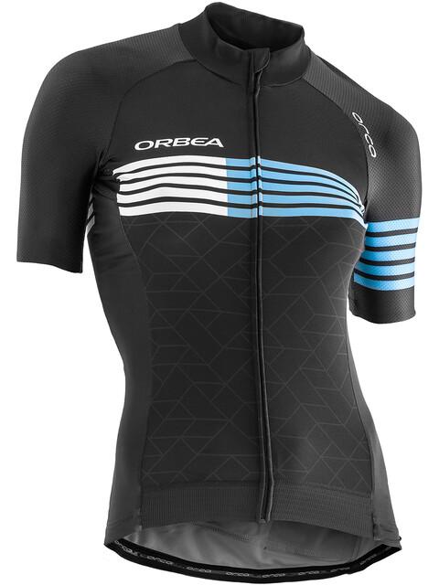 ORBEA Pro SS18 Fietsshirt korte mouwen blauw/zwart